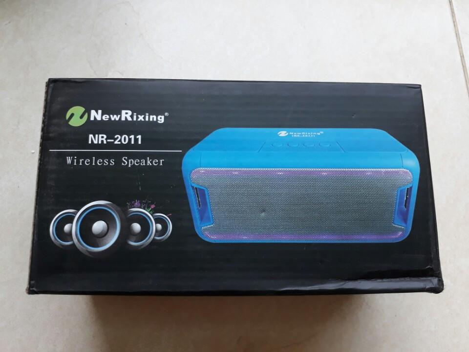 Loa bluetooth New Rixing NR2011