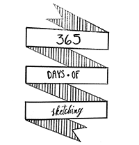 365 Days of Sketching Challenge