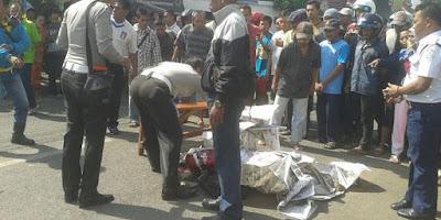 Berangkat UTS, 1 Mahasiswi Papua di Malang Tewas Terlindas Pick Up