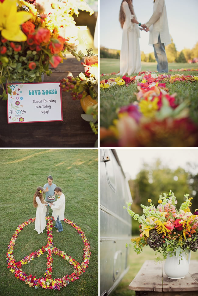 Shaadi Mubarak: ~ A HIPPIE THEMED WEDDING