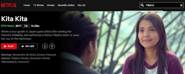 5 Filipino Movies on Netflix | America | Work | Travel