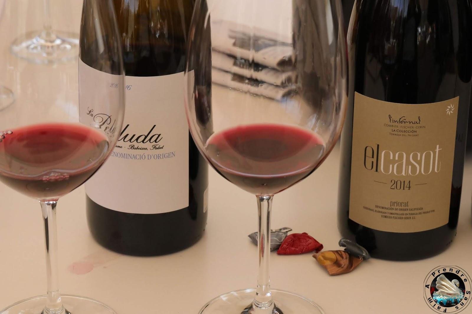Foire du vin de Falset et visite de la coopérative