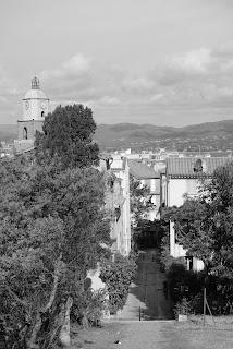 Village of Saint-Tropez