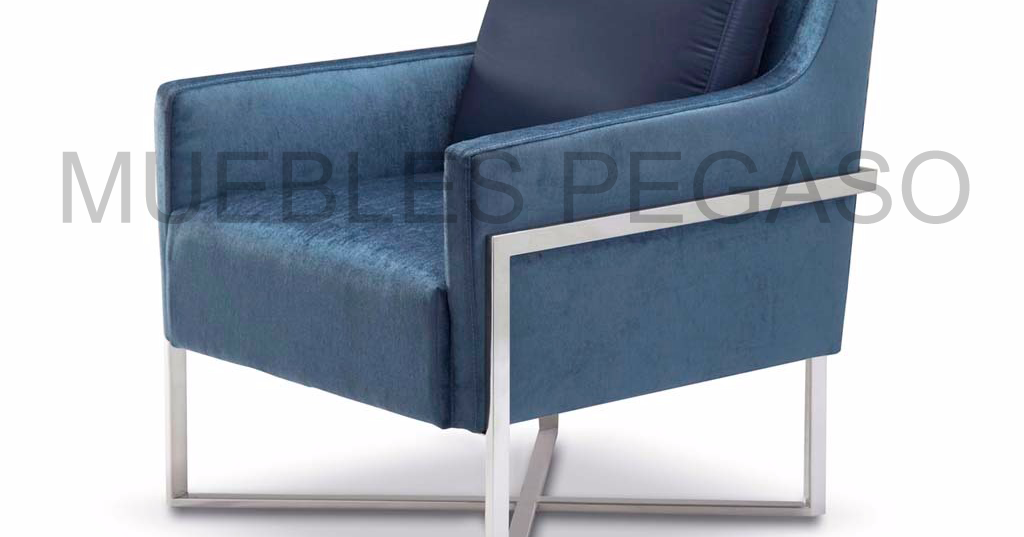 Muebles pegaso elegante butaca de dise o - Sofas elegantes diseno ...