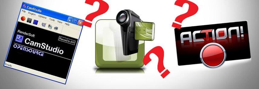 logiciels de capture video