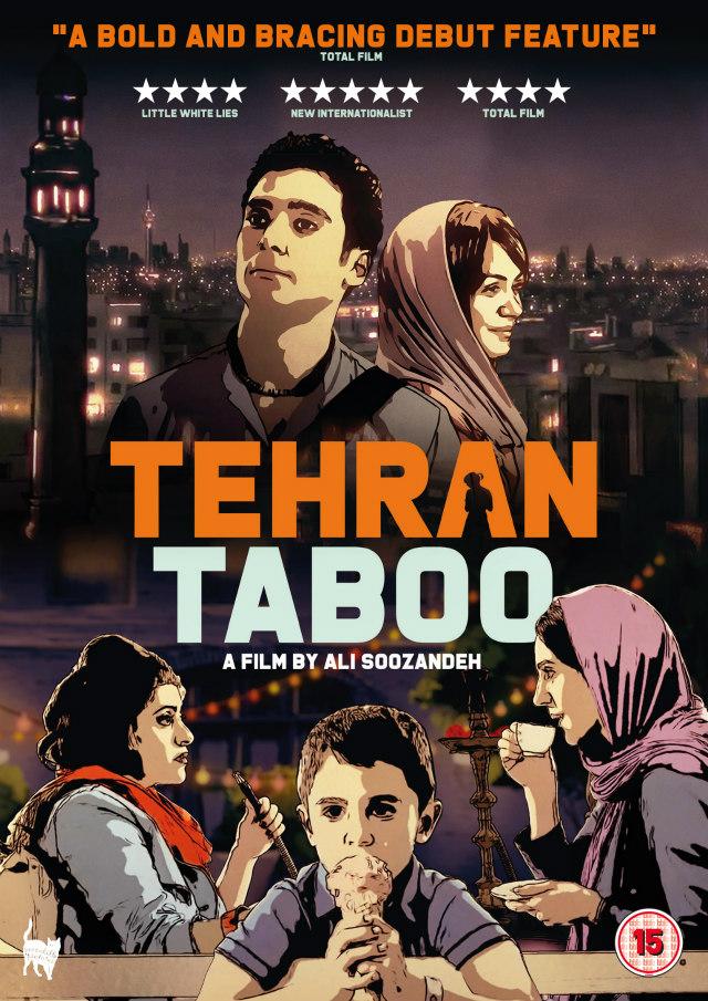 tehran taboo dvd