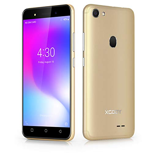 Xgody Android 8 1 Unlocked Smartphone 5 Inch 8GB+1GB Dual Camera Cell Phone  Unlocked Support WiFi BT