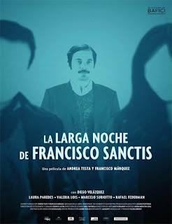 La larga noche de Francisco Sanctis  2016