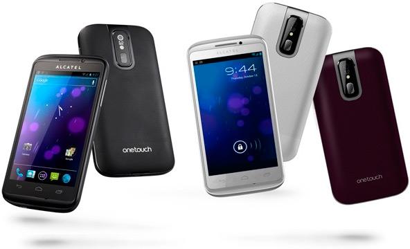 Alcatel One Touch OT-993D