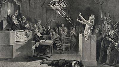 Penyihir salem - kisah penyihir legendaris