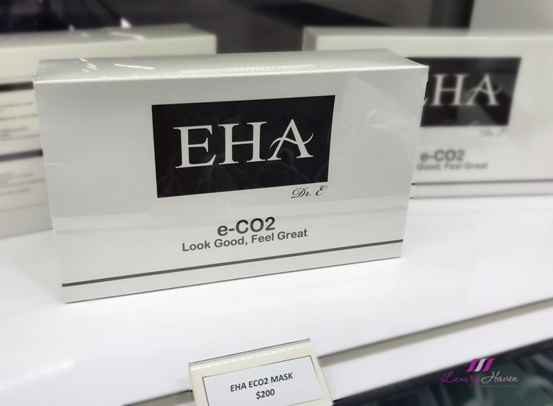 eha clinic e co2 mask for post laser