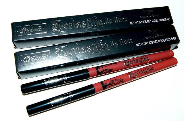 Kat Von D Lolita & OG Lolita Lip Liners