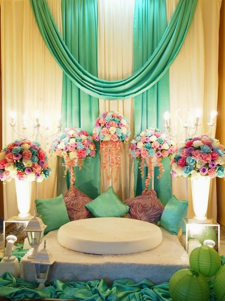 PAKEJ PELAMIN MINI BACKDROP EKSKLUSIF