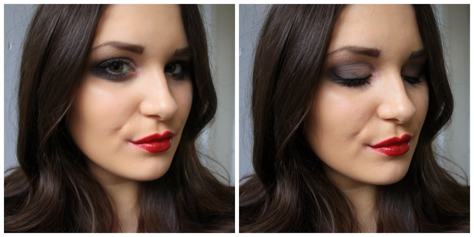 Beauty blogger Mash Elle shares a dramatic smokey eye using Urban Decay's Naked 3 palette