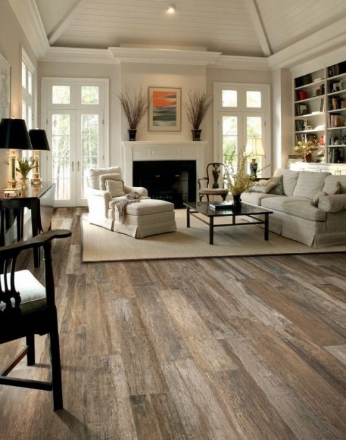 Nice Living Room. Great Living Room  Nice Floors Content in a Cottage