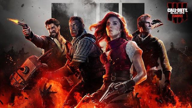 الكشف عن تحديث اليوم الأول للعبة Call of Duty Black Ops 4 و حجم قد يشكل صدمة للعديد من اللاعبين !