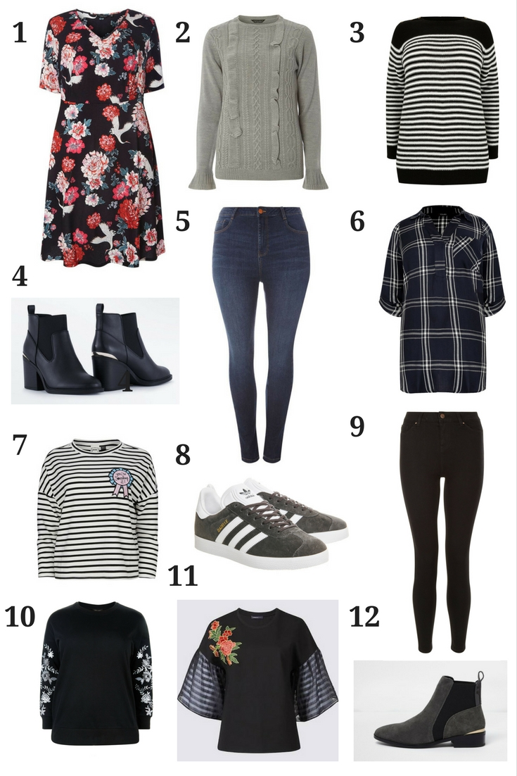 Casual Workwear Wishlist graphic