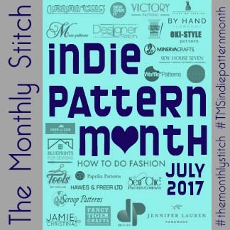 Indie Pattern Month 2017