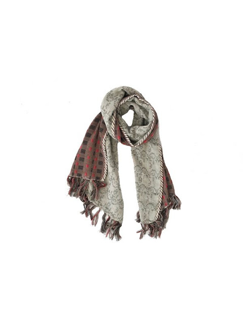 Ace & Jig Spray Scarf in Twine