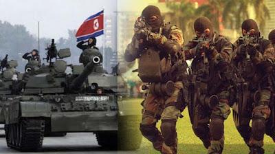 Korea Utara - Malaysia