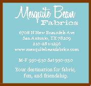 Mesquite Bean Fabrics