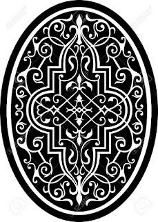 desain ornamen krawangan GRC motif unik Jakarta