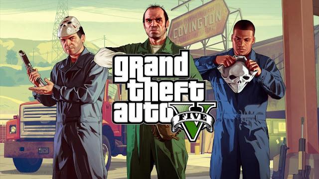 تحميل لعبة GTA V للحاسوب والله شغالة ومضمونة 100 %