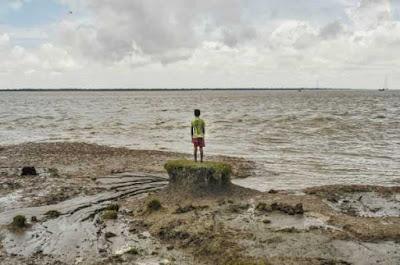 Sea Levels Will Rise Along The Indian Coast