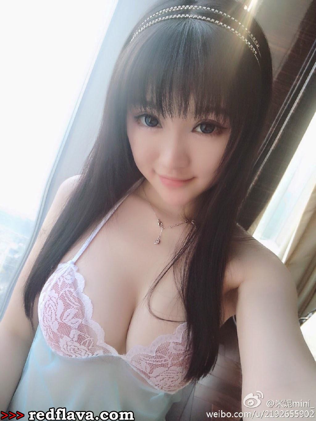 Huang mi ni nude