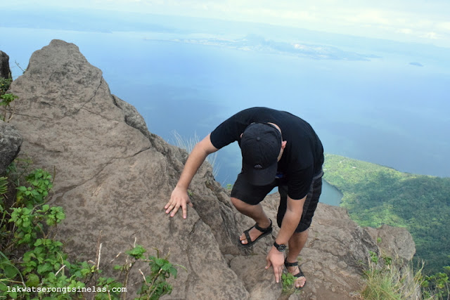 WORTH THE ROCK CLIMB AT THE ROCKIES OF MT. MACULOT
