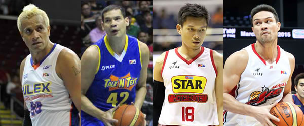 Top 17 Active PBA Players with the most FREE THROWS made