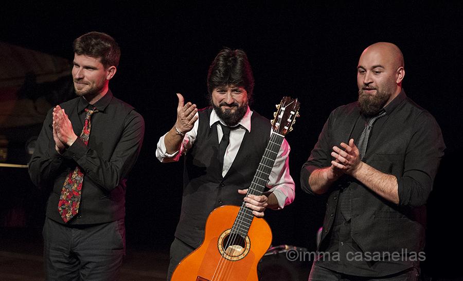 Marco Mezquida, Chicuelo i Paco de Mode, Auditori Municipal, Vilafranca del Penedès, 5-març-2017