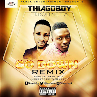 Thiago Boy - Go Down(Remix)