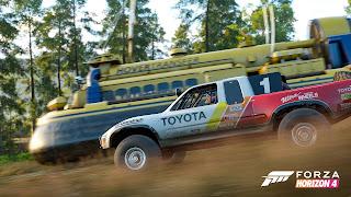 Forza Horizon 4 HD Wallpaper