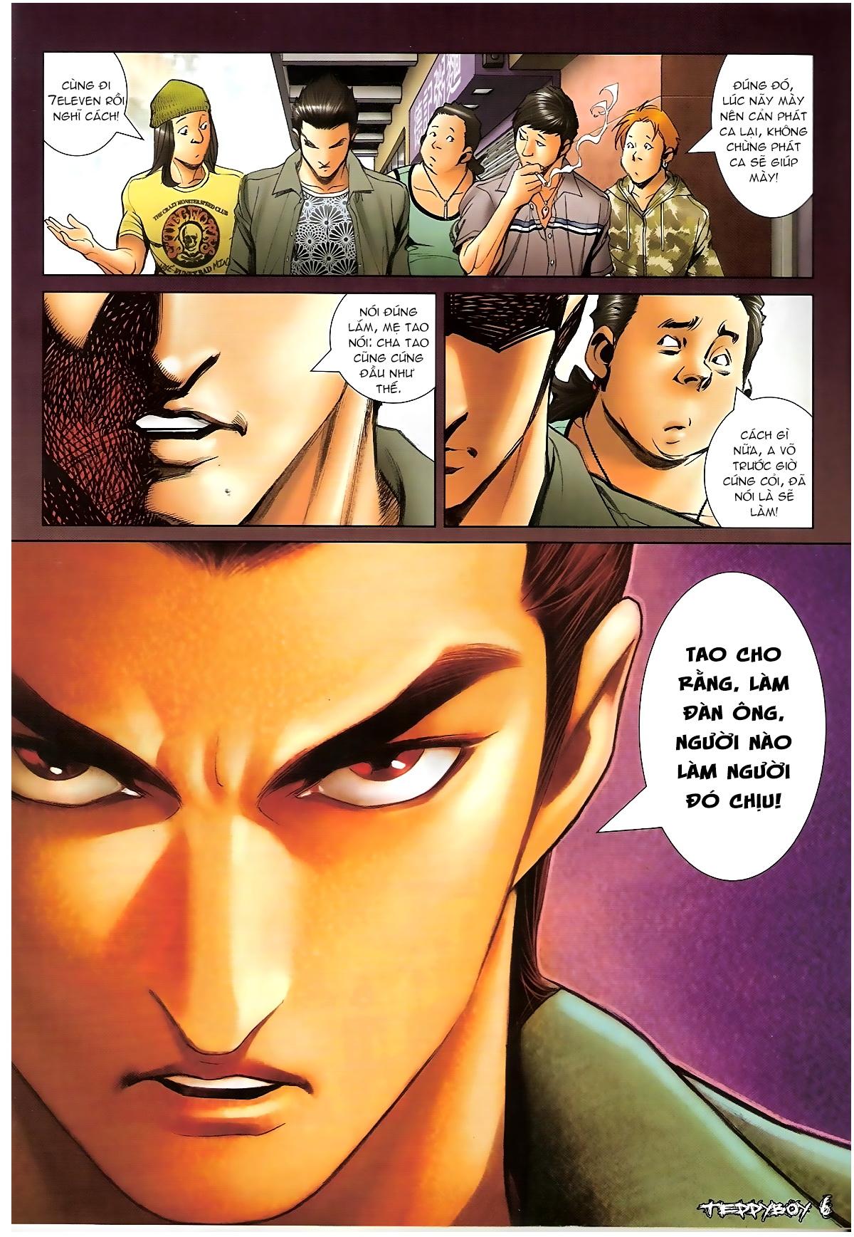 Người Trong Giang Hồ - Chapter 1319: Con trai Sinh Phiên - Pic 5