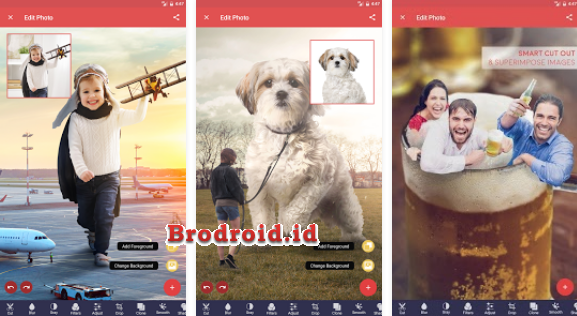Download Pixomatic photo editor Mod Apk Unlocked v2.1.4 Terbaru