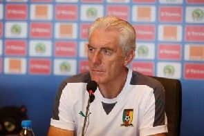 Cameroon sack Hugo Broo due to poor results