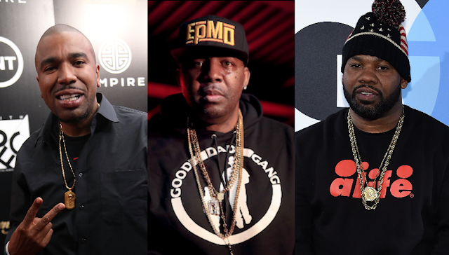 "Erick Sermon lança o single ""My Style"" com part. de Raekwon e Noreaga"