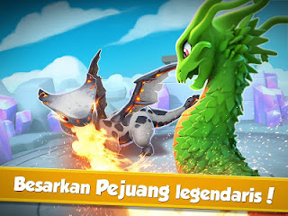 Download Gratis Dragon Mania Legends Mod Hack Apk (Unlimitied Money/Gold/Crystal) || MalingFile