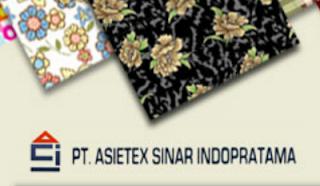 Lowongan PT Asietex Sinar IndoPratama