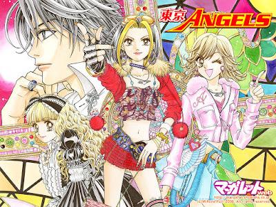 Tokyo Angels de Mihona Fuji