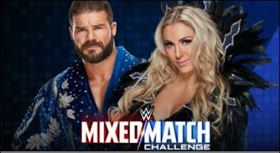 Bobby Roode and Charlotte Flair Announced For Mixed Match Challenge Series