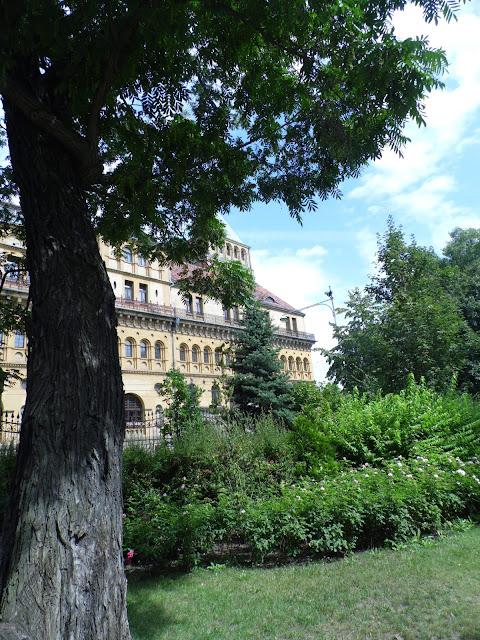 Wrocław, tzw. Ogród Starmoniejski