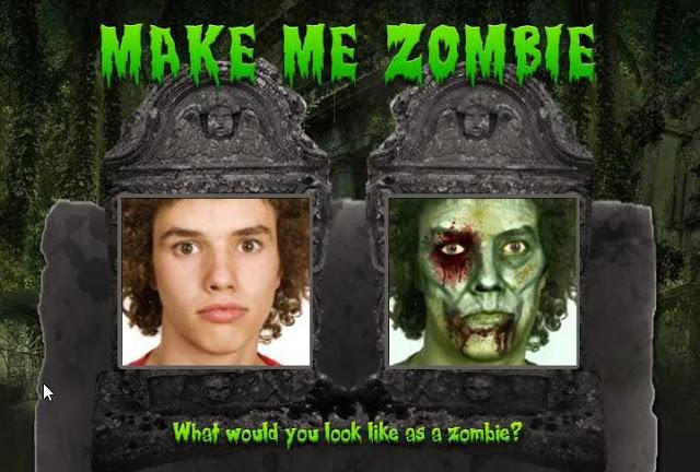 موقع لتحويل صورتك إلى زومبي (Zombie) في ثواني