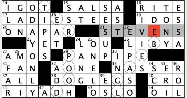 Rex Parker Does the NYT Crossword Puzzle: Op-ed columnist ...