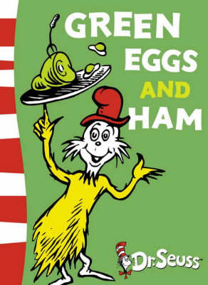 Green eggs and ham book words
