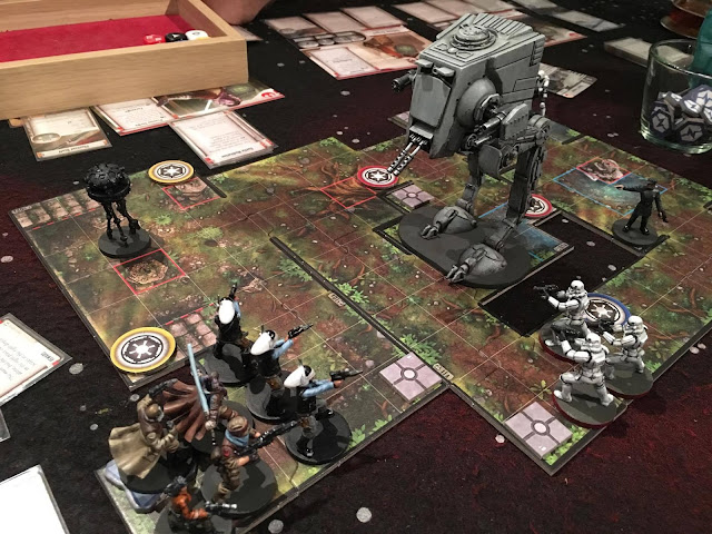 Star Wars Imperial Assault - Brushfire