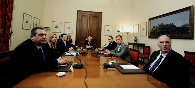 Ένωση Κεντρώων: Ζητάμε συμβούλιο πολιτικών Αρχηγών για εξοπλισμούς