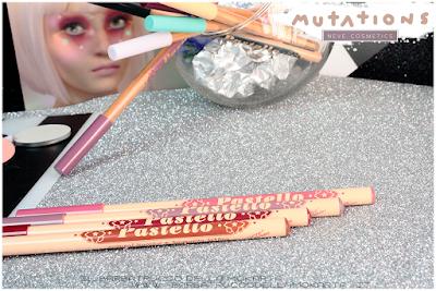 review LipPencil - biopastello Labbra -  Collezione Mutations - Neve cosmetics