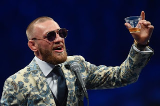 Conor McGregor goes off on 50 Cent after First Jab - 'You need a bra'